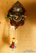Travel photography:Gengenbach Cuckoo clock, Germany