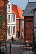 Travel photography:Plön street, Germany