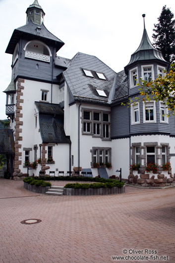 House near Titisee