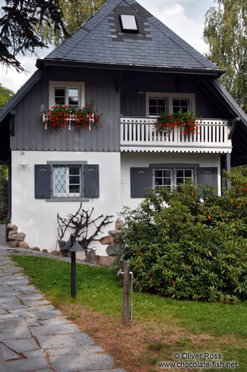 House near Titisee in the Black Forest