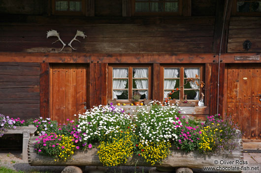 Old Black Forest Farm house near Titisee