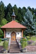 Travel photography:St. Josef´s chapel in Kalikutt in the Black Forest, Germany