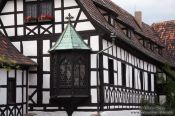 Travel photography:Living quarter on the Wartburg Castle, Germany
