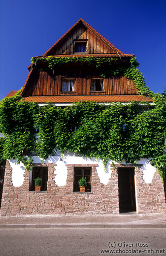 House in Sasbachwalden (Black Forest)