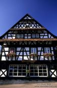 Travel photography:Traditional house in Sasbachwalden in the Black Forest, Germany