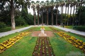 Travel photography:Athens botanical garden, Greece