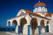 Travel photography:Church near Rethymno, Grece