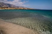 Travel photography:Frangocastello beach, Grece