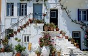 Travel photography:Traditional house in Parga, Greece