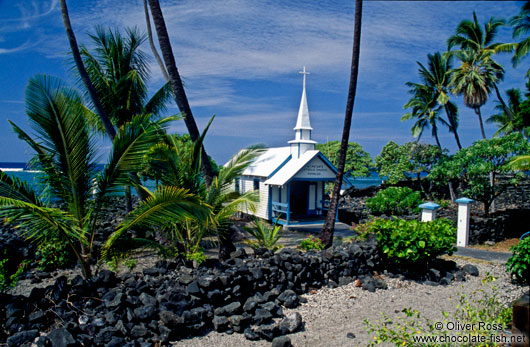 St. Peters Catholic Church at Kahaluu