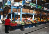 Travel photography:Budapest market stall , Hungary