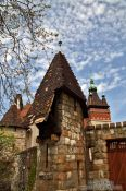 Travel photography:Inside Budapest´s Vajdahunyad castle , Hungary