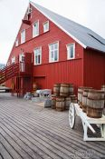 Travel photography:The Siglufjörður herring museum, Iceland