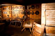 Travel photography:Inside the Siglufjörður herring museum, Iceland