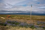 Travel photography:Landscape on the Skagi peninsula, Iceland