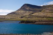 Travel photography:Breiðdalsvík inlet, Iceland