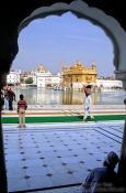 Travel photography:The Golden Temple in Amritsar, India