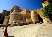 Travel photography:Jaisalmer Fort, India