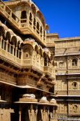 Travel photography:Old Havelis in Jaisalmer, India