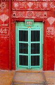 Travel photography:Door in Jaisalmer, India