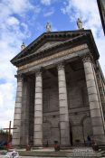 Travel photography:Church in Dublin , Ireland