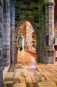 Travel photography:Inside Galway cathedral , Ireland