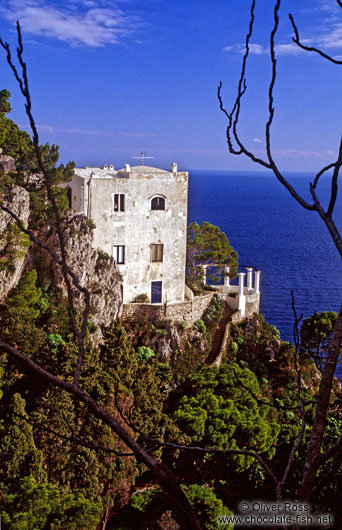 House on Capri