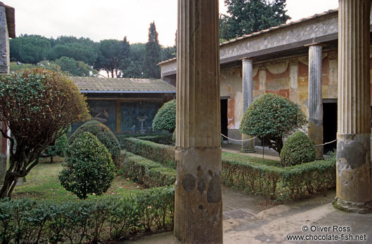 House in Pompeii