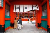 Travel photography:Kyoto`s Inari shrine, Japan