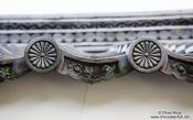 Travel photography:Roof detail at Kyoto´s Nanzenji Temple, Japan