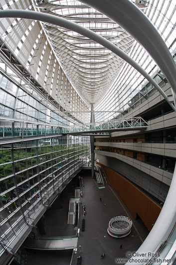 The Tokyo International Forum