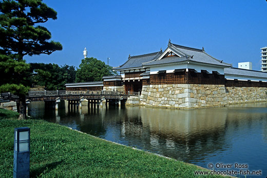 The Emperor`s Palace in Tokyo