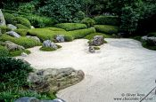 Travel photography:Stone Garden in Kamakura, Japan