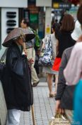 Travel photography:Monk in Kyoto, Japan