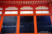 Travel photography:Temple doors near Tokyo, Japan