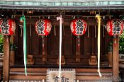 Travel photography:Small shrine in Tokyo, Japan