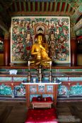 Travel photography:Bulguksa Temple Vairocana Buddha, South Korea