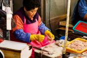 Travel photography:Gyeongju market, South Korea