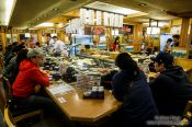 Travel photography:Seoul sushi restaurant, South Korea