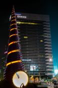 Travel photography:Seoul Cheonggye Plaza, South Korea