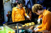 Travel photography:Seoul night market, South Korea