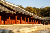 Travel photography:The Jongmyo Royal Shrine in Seoul, South Korea