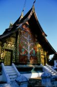 Travel photography:Wat Xieng Thong in Luang Prabang, Laos