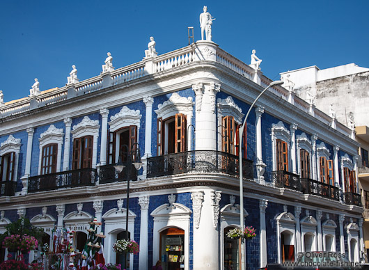 Colonial house in Villahermosa