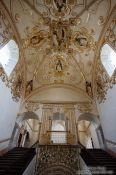 Travel photography:Inside the former Santo Domingo convent in Oaxaca, Mexico