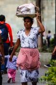 Travel photography:Food vendor in Oaxaca, Mexico