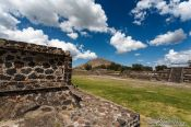 Travel photography:View of the Avenue of the Dead at the Teotihuacan archeological site, Mexico