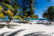 Travel photography:Private resort near Tulum, Mexico