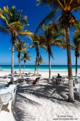 Travel photography:Resort near Tulum, Mexico