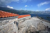 Travel photography:View from Budva Castle, Montenegro